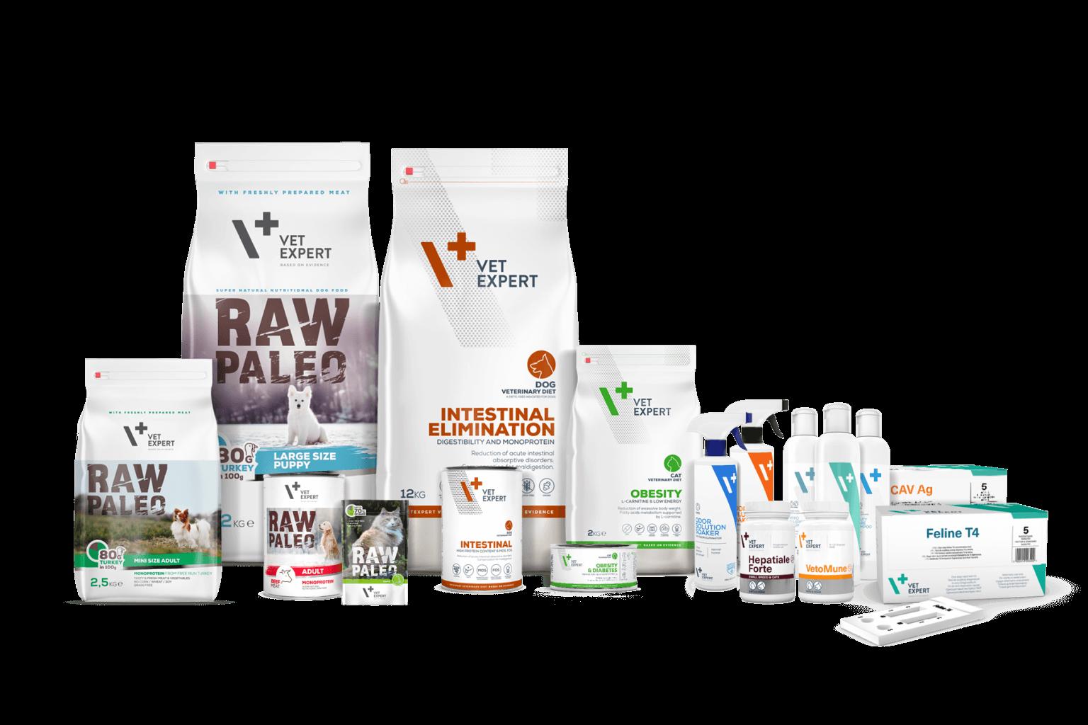 VETEXPERT Tiergesundheit Österreich Produkte