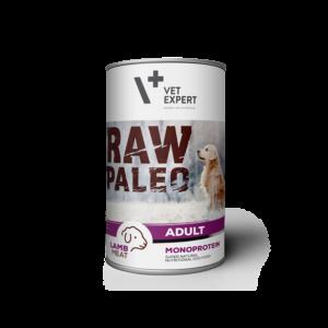VetExpert Adult Lamm Nassfutter Premium getreidefreies Hundefutter, Alleinfuttermittel, Trockenfutter, Nassfutter, Hundebedarf, Hundenahrung, Hundeernährung