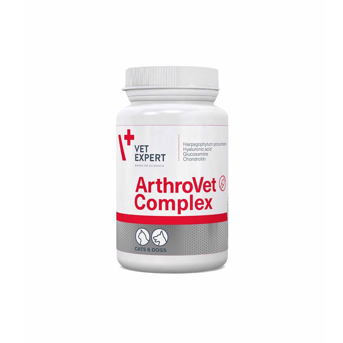 VetExpert ArthoVetix HA Complex 60 & 90 Tabs Diätergänzungsfuttermittel Tierarztbedarf, Veterinärbedarf, Veterinärmedizin, Praxisbedarf, Ergänzungsfuttermittel, Tierarztprodukten, Tierapotheke, Tierpflegeprodukte