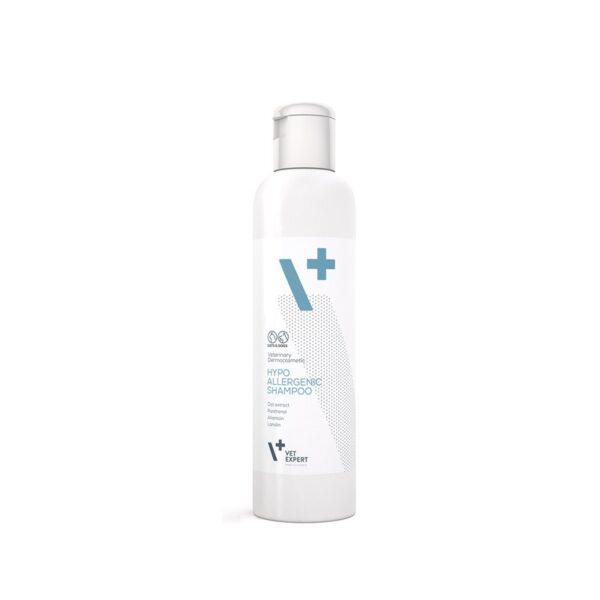 VetExpert Hypoallergenic shampoo Hundeshampoo und Katzenshampoo - Hundefriseur Tierarztbedarf, Veterinärbedarf, Veterinärmedizin, Praxisbedarf, Ergänzungsfuttermittel, Tierarztprodukten, Tierapotheke, Tierpflegeprodukte