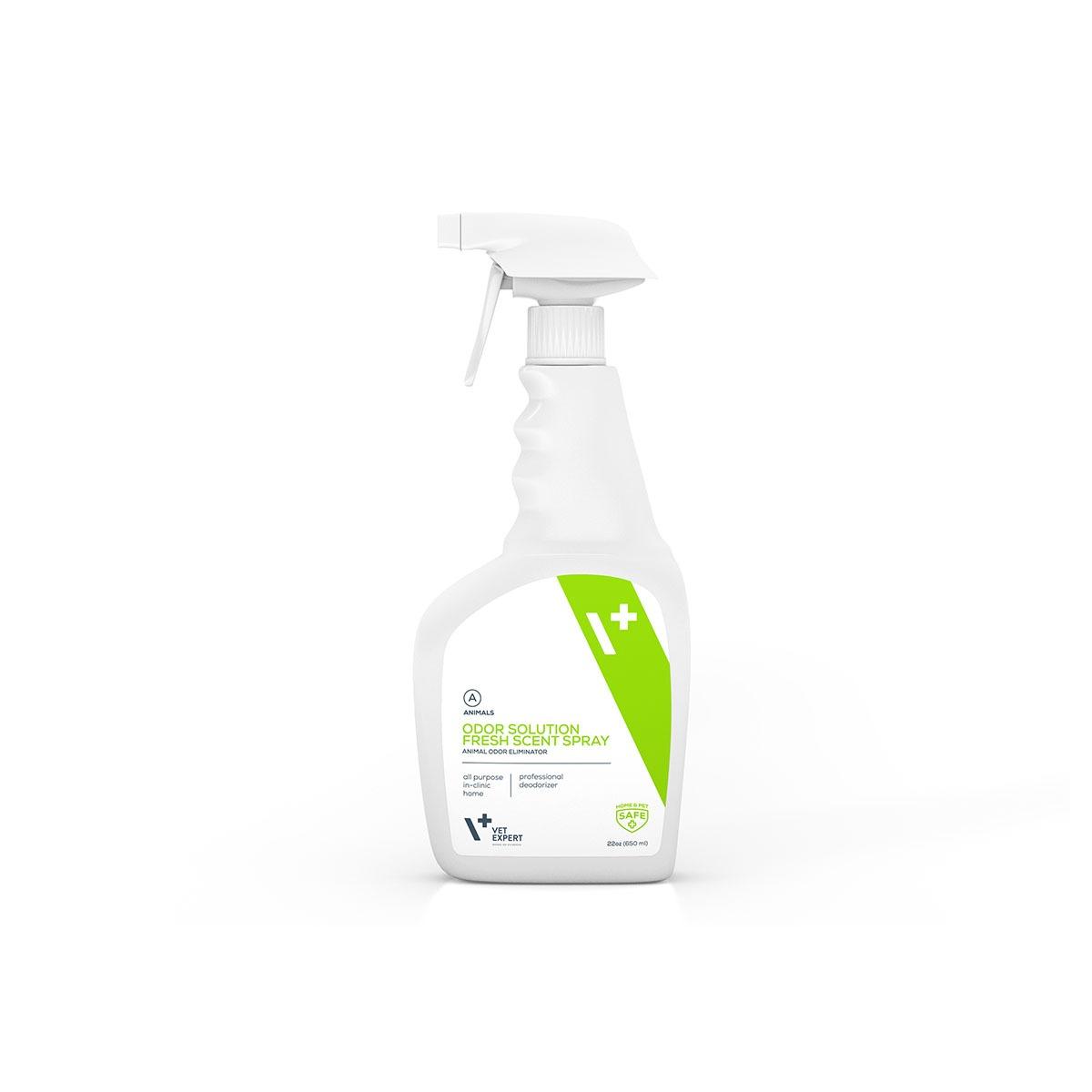 VetExpert Odor Solution Spray Fresh Scent Tierarztbedarf, Veterinärbedarf, Veterinärmedizin, Praxisbedarf, Ergänzungsfuttermittel, Tierarztprodukten, Tierapotheke, Tierpflegeprodukte