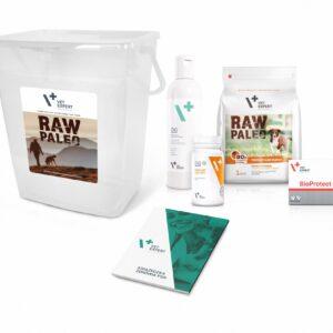 VetExpert Raw Paleo Puppy Medium Breed Starter Kit Premium getreidefreies Hundefutter, Alleinfuttermittel, Trockenfutter, Nassfutter, Hundebedarf, Hundenahrung, Hundeernährung