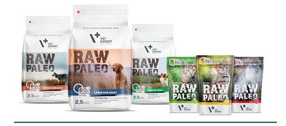 VetExpert-RawPaleo-Artgerechte-Tierfutter