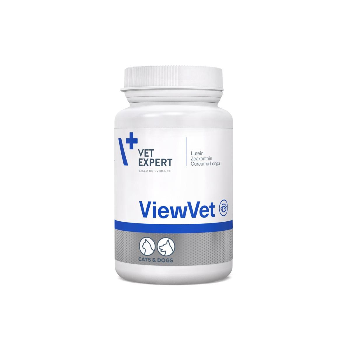 VetExpert ViewVet 45 Kapseln Twist-Off Diätergänzungsfuttermittel Tierarztbedarf, Veterinärbedarf, Veterinärmedizin, Praxisbedarf, Ergänzungsfuttermittel, Tierarztprodukten, Tierapotheke, Tierpflegeprodukte