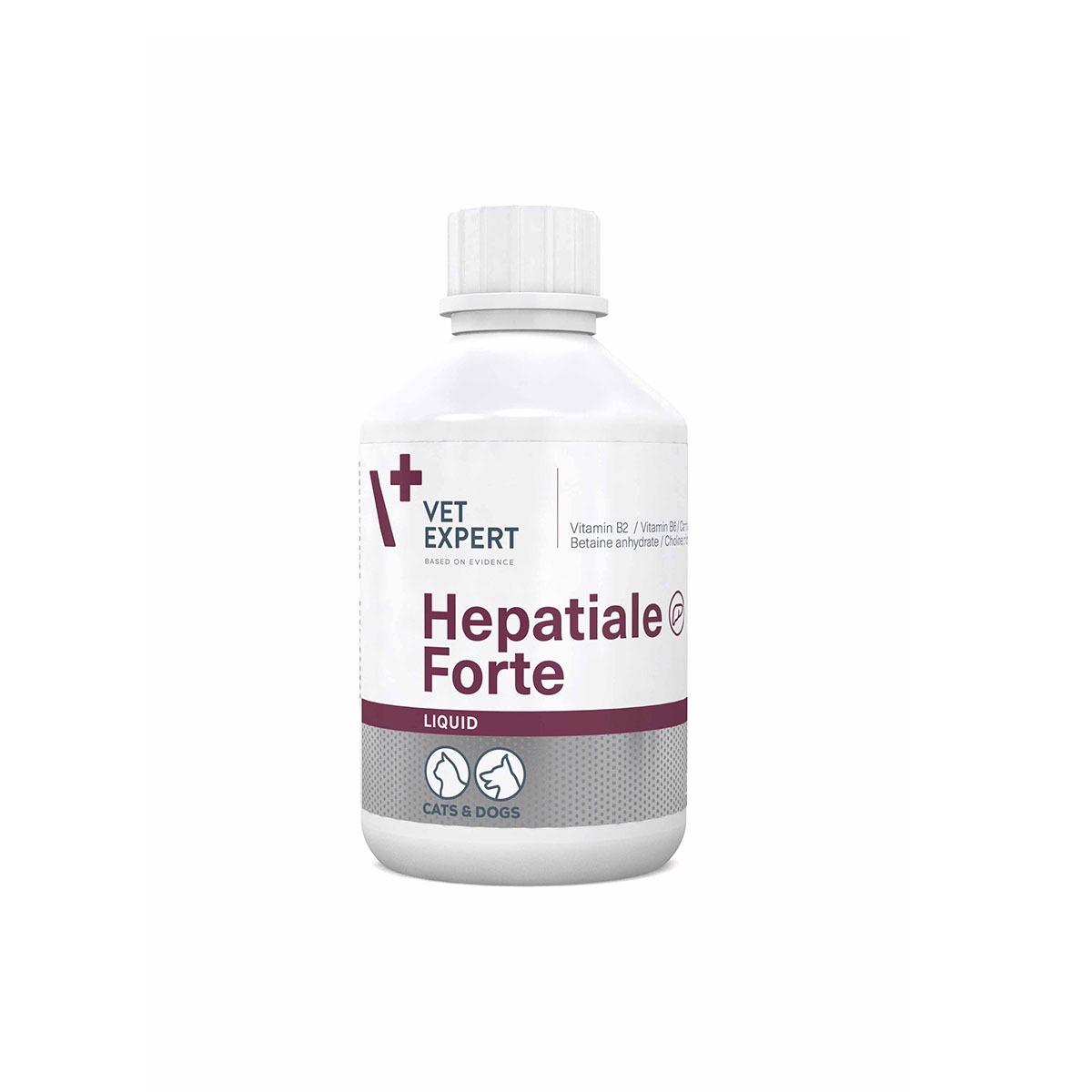 Vetexpert Hepatiale Forte liquid 250ml Diätergänzungsfuttermittel Tierarztbedarf, Veterinärbedarf, Veterinärmedizin, Praxisbedarf, Ergänzungsfuttermittel, Tierarztprodukten, Tierapotheke, Tierpflegeprodukte