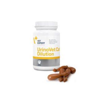 Vetexpert UrinoVet Cat Dilutin 45 Kapseln Twist-Off Diätergänzungsfuttermittel Tierarztbedarf, Veterinärbedarf, Veterinärmedizin, Praxisbedarf, Ergänzungsfuttermittel, Tierarztprodukten, Tierapotheke, Tierpflegeprodukte